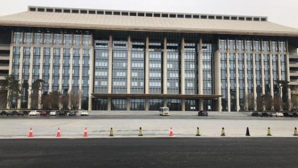 北京政府机关东迁倒计时 城市副中心即将投入使用