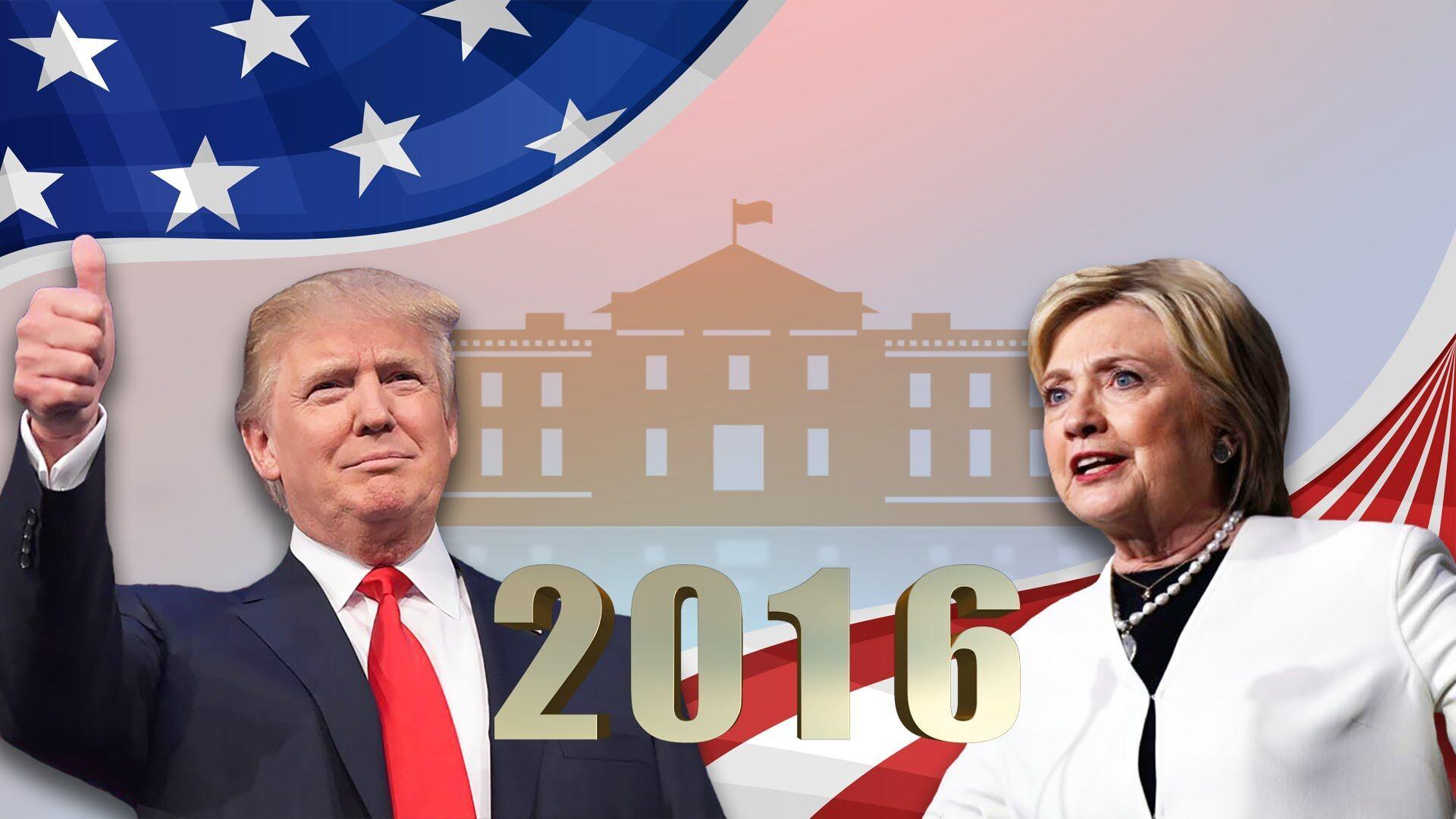 9月26日的美国大选辩论:川普与希拉里精彩语录